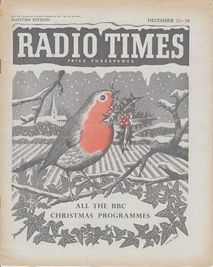 Radio Times: Radio Times - Christmas 1957