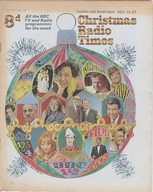 Radio Times: Radio Times - Christmas 1968