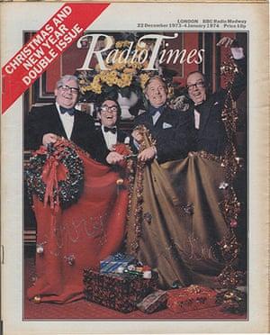 Radio Times: Radio Times - Christmas 1973