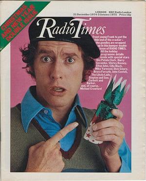 Radio Times: Radio Times - Christmas 1974