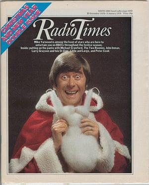 Radio Times: Radio Times - Christmas 1978