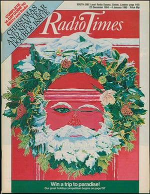 Radio Times: Radio Times - Christmas 1984