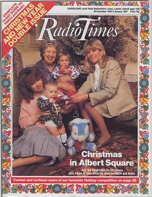 Radio Times: Radio Times - Christmas 1986