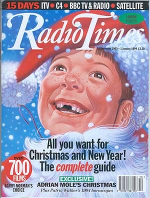 Radio Times: Radio Times - Christmas 1993