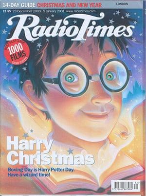 Radio Times: Radio Times - Christmas 2000