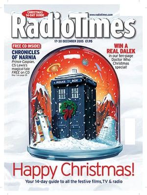Radio Times: Radio Times - Christmas 2005