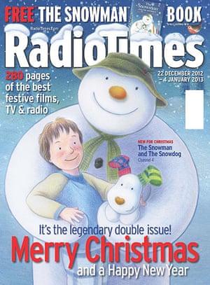 Radio Times: Radio Times - Christmas 2012