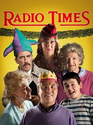 Radio Times: Radio Times - Christmas 1924 remake