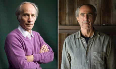 Richard Ford and Philip Roth