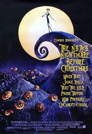 darth christmas: Nightmare