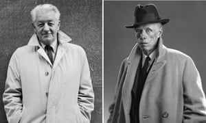 Wallace Stegner and Sinclair Lewis