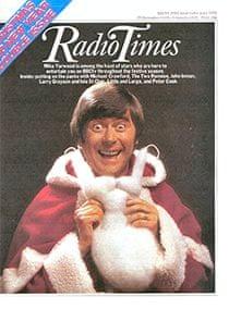 1978 Christmas Radio Times