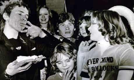 Sex Pistols in Huddersfield