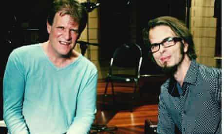 Gary Husband and Alex Machacek