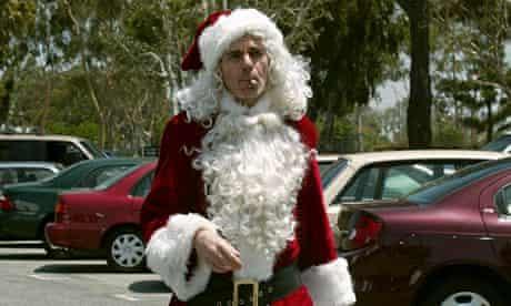 In praise of bad Santas: Billy Bob Thornton in the 2003 film.