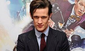 Doctor Who Christmas.A Doctor Who Christmas Farewell Matt Smith And Hello Peter