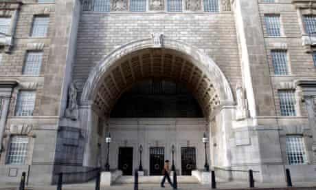 MI5 headquarters