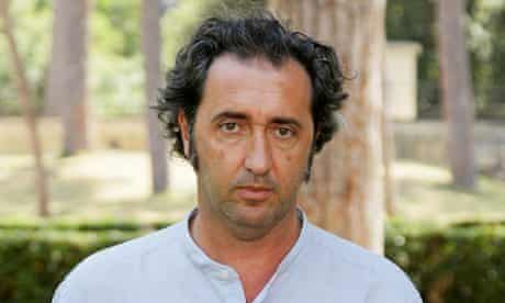 Paolo Sorrentino: 'I'm not usually a guy that goes to parties.'