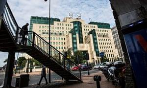 MI6 HQ London, UK