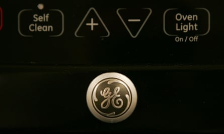General Electric (GE) stoves