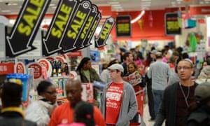 target shoppers black friday