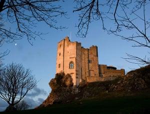 Cool Castles: Roch Castle, Pembrokeshire.