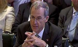 Serco chairman Alistair Lyons