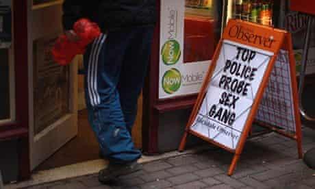 Rochdale advert board, sex exploitation case