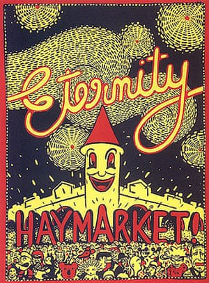 Martin Sharp: Eternity Haymarket