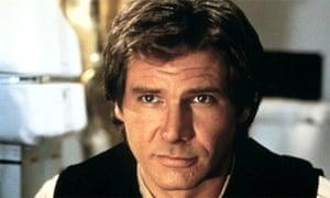 Han Solo in Return of the Jedi