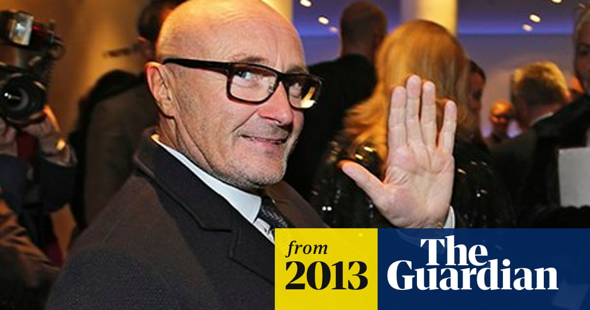 Is Phil Collins the godfather of popular culture? | Music | The Guardian