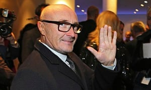 official photos 35c22 ac44c Is Phil Collins the godfather of popular culture? | Music | The Guardian