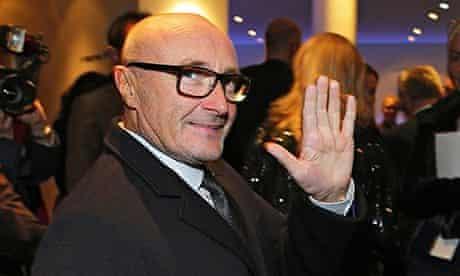 Phil Collins, November 2013, Stuttgart