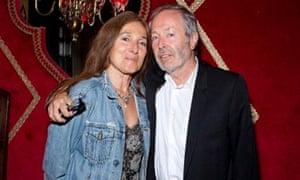 Tricia and Terry Jones