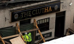 The Clutha in Glasgow