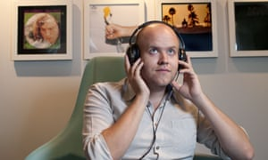 Spotify CEO Daniel Ek faces a battle convincing some artists of his company's intentions.