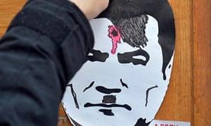 Viktor Yanukovych protests