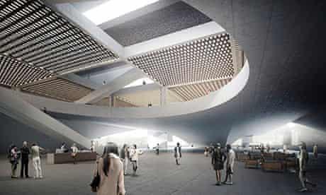 Berlin library design