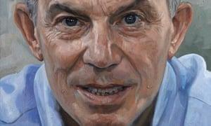 Tony Blair portrait