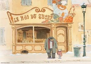 Hidden Gems: Ernest et Celestine film still