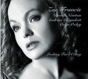 Hidden Gems: Zoe Francis CD cover