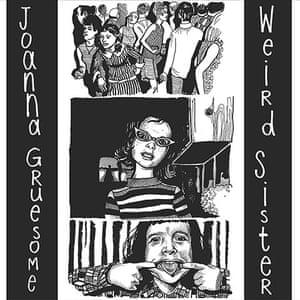 Hidden Gems: Joanna Gruesome CD cover