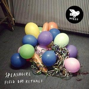 Hidden Gems: Splashgirl CD cover