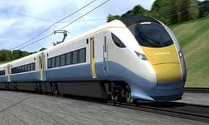 Hitachi Intercity express trains