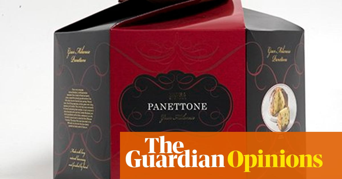 Save us from panettone – the festive delicacy nobody likes