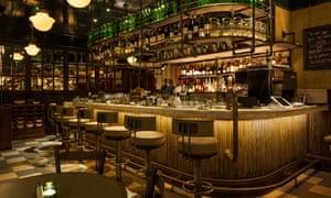 Restaurant: Jackson + Rye