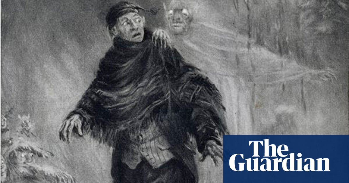 Ghost stories: why the Victorians were so spookily good at
