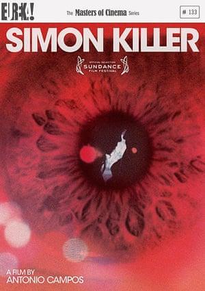 Hidden Gems 3: Simon Killer DVD cover
