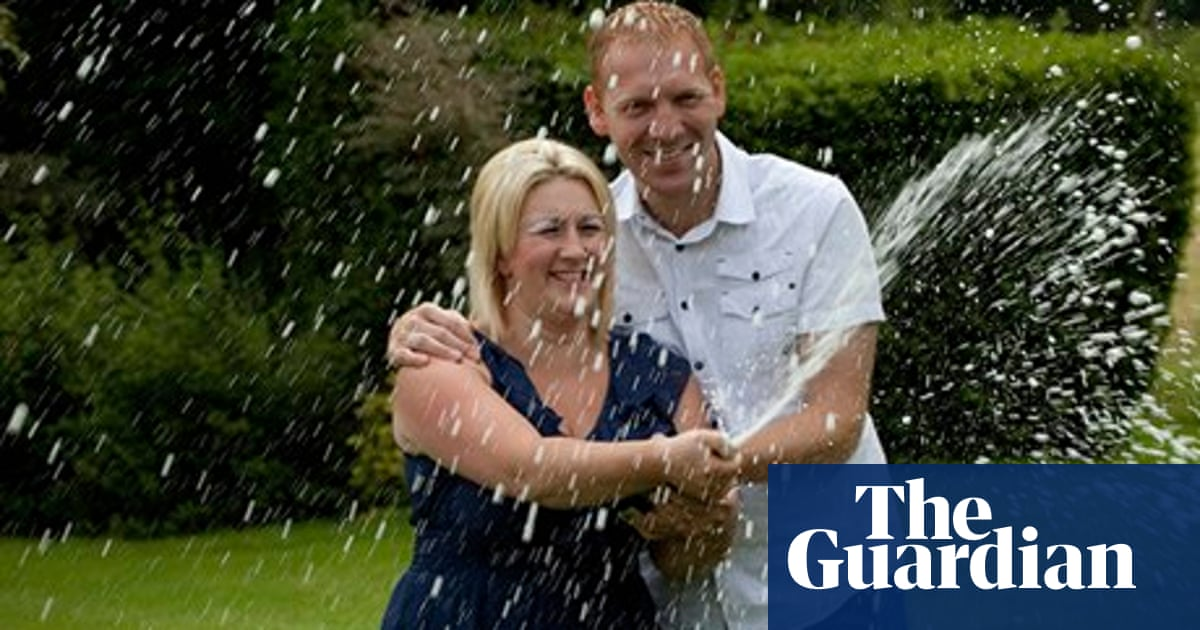 My first year as a lottery winner | UK news | The Guardian