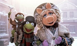 The Muppets in The Muppets Christmas Carol